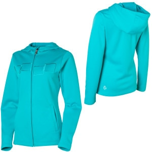 Foursquare Bonded Fleece Top - Women's - 2010