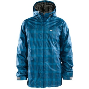 Foursquare Planner Jacket - Mens