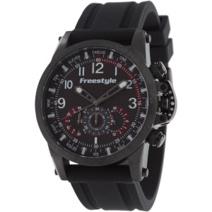 Aviator PU Watch