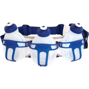 R3O 3 Bottle Hydration Belt - 21oz