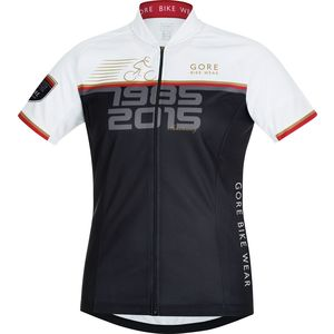Gore Bike Wear 30th Anniversary Element Print Jersey - Short Sleeve - Women