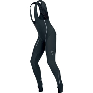 Power Thermo Bib Tights with Chamois
