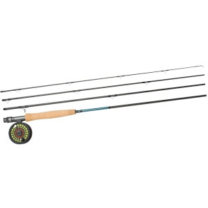 GS Rod and Reel Combo