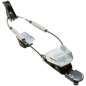 Targa Ascent S/S Telemark Ski Binding w/Leashes