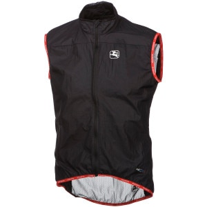 Formared Carbon Compactible Wind Vest