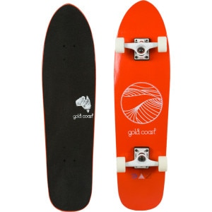 Gold Coast Classic Red - Renegade Longboard