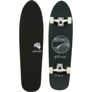 Gold Coast Classic Charcoal - Renegade Longboard
