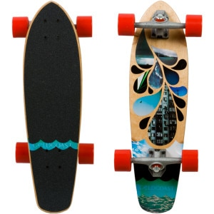 Gold Coast Blues Longboard