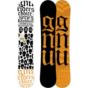 Gnu Riders Choice C2BTX Snowboard - Wide