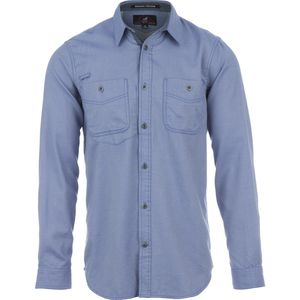 Gramicci Twill Flannel Shirt - Long-Sleeve - Men