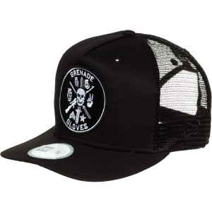 Grenade Warrior New Era Snap-Back Hat