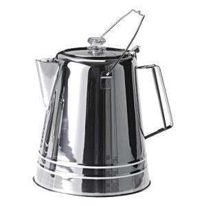 Glacier Stainless Coffee Percolator