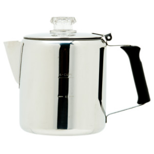 Glacier Stainless Percolator