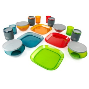 Infinity Deluxe Tableset - 4 Person