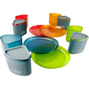 Infinity Compact Tableset - 4 Person