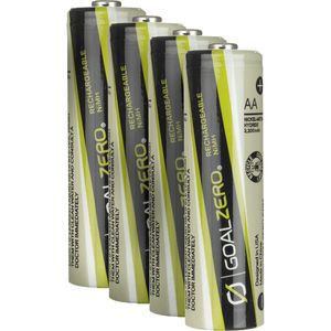 Rechargeable AA Batteries for Guide 10 - 4-Pack
