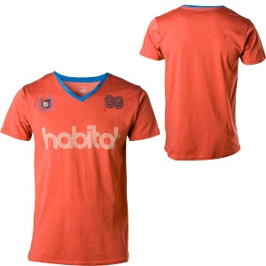 Habitat Pod United V-Neck Shirt - Short-Sleeve - Men's - 2011