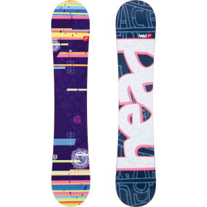 Head Snowboards USA She's Good Snowboard - Women's - 2012