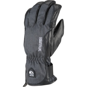 Army Leather Patrol Glove