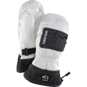 Full-Leather Czone Powder Mitt - Women's