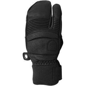 Leather Fall Line 3-Finger Glove - Men's