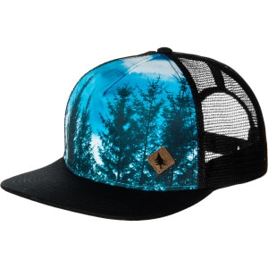 Photo Snapback Trucker Hat