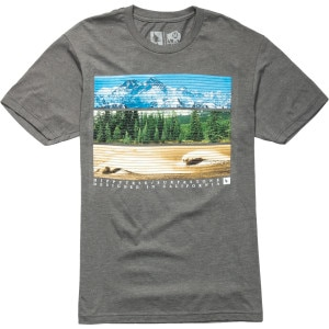 Hippy Tree View T-Shirt - Short-Sleeve - Men's