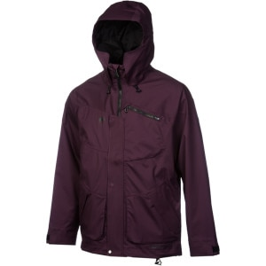 With Teeth Shell Jacket - Men's