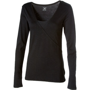 Oblique V Shirt - Long-Sleeve - Women's