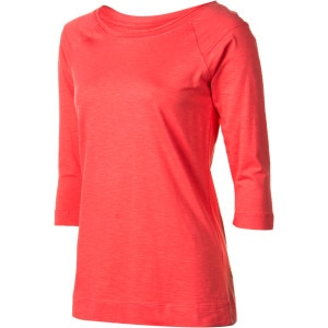 Rollick Shirt - 3/4 Sleeve - Women's