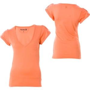 hurley womeny#39;s  t shirts