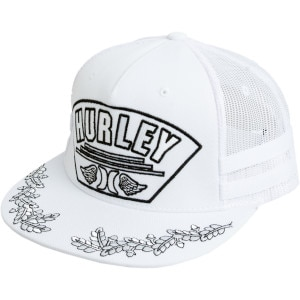 Hurley Captain Trucker Hat - 2011