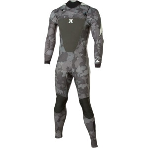 Hurley Fusion 302 Chest Zip Wetsuit - Men's - 2011