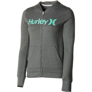 One and Only Slim Full-Zip Hoodie - Women's