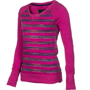 Telluride Fleece Crew Sweatshirt - Women's