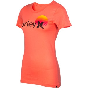 Hurley Palm And Only Perfect Crew T-Shirt - Short-Sleeve - Women's - 2012