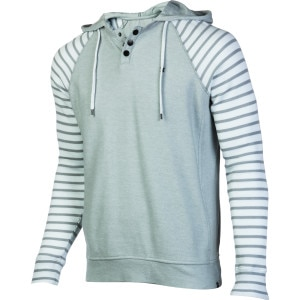 Hurley Barrio Hooded Shirt - Long-Sleeve - Men's
