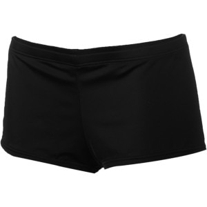 One & Only Solids Boyshort Bikini Bottom - Women's