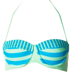 Surfside Stripe Underwire Bikini Top - Women's