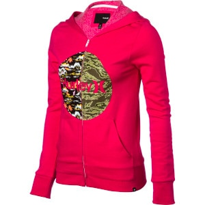 Half My Heart Full-Zip Hoodie - Women's