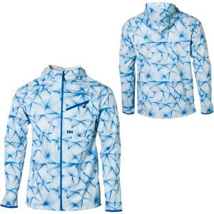 Barrier Printed Hooded Softshell Jacket - Men's