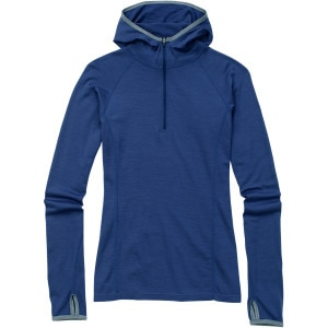 Hooded Indie Top - Women's