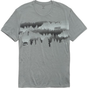 Icebreaker Tech Lite National Park T-Shirt - Short-Sleeve - Men's