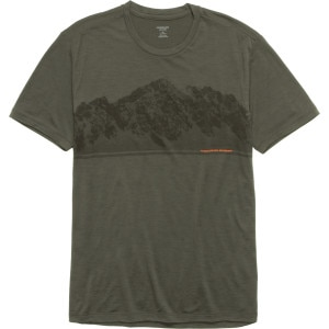 Icebreaker Tech Lite Alps T-Shirt - Short-Sleeve - Men's