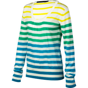 Athena Scoop Sweater - Women's