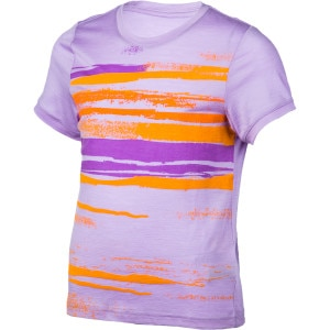 Tech T Lite Shoreline T-Shirt - Short-Sleeve - Girls'