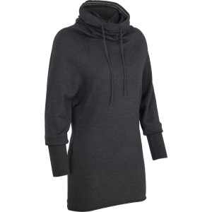Athena Funnel Neck Sweater - Women's
