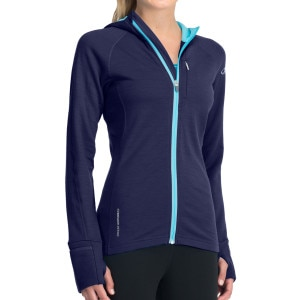 Quantum Full-Zip Hooded Jacket - Women's