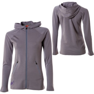 I/O Bio Merino Signature Pocket Hooded Sweater - Women's
