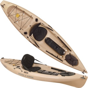 Tetra 12 Angler Kayak - Sit-On-Top